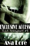 Exclusive Access (Rock Arrangement, #3; The Lonely Kings, #1.3)