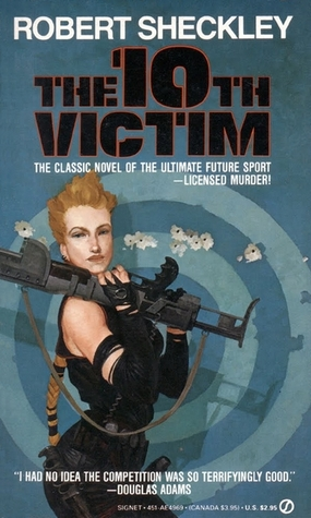 The 10th Victim by Robert Sheckley