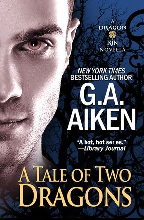 A Tale of Two Dragons (Dragon Kin, #0.2)