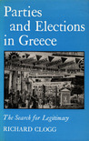 Parties and Elections in Greece: The Search for Legitimacy