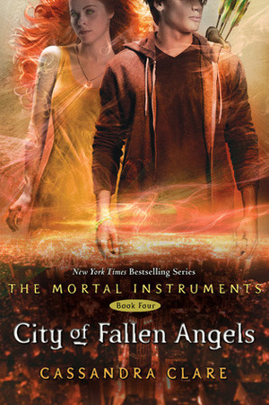 City of Fallen Angels by Cassandra Clare