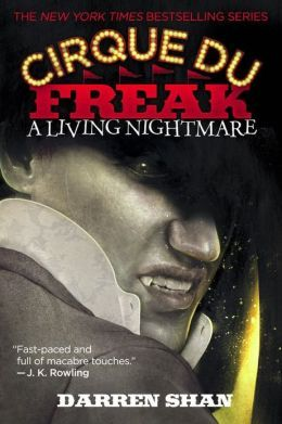 A Living Nightmare by Darren Shan