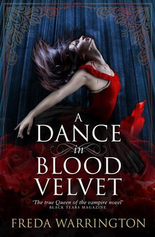 A Dance In Blood Velvet (Blood Wine, #2)