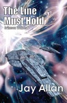 The Line Must Hold (Crimson Worlds #5)