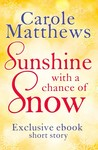 Sunshine, With a Chance of Snow