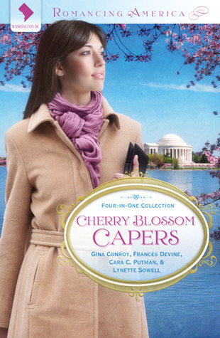 Cherry Blossom Capers by Gina Conroy