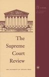 The Supreme Court Review, 1999