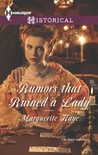 Rumors that Ruined a Lady (Armstrong Sisters #4)