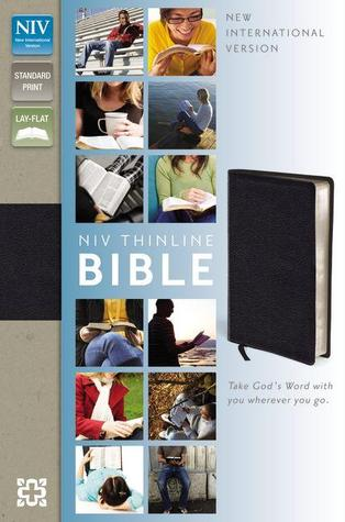 Thinline Bible-NIV by Anonymous