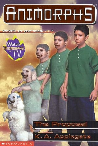 The Proposal (Animorphs, #35) cover image