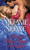 The Wicked Widow Meets Her Match (Regency Rogues, #6)