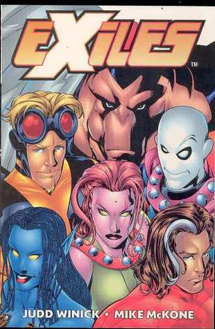 Exiles, Volume 1 by Judd Winick