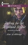 Falling For The Highland Rogue (Gilvrys Of Dunross, #3)