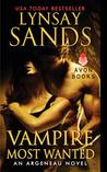 Vampire Most Wanted (Argeneau, #20)