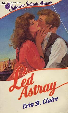 Led Astray by Sandra Brown