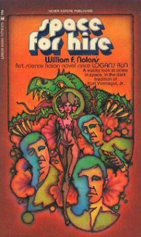 Space for Hire by William F. Nolan
