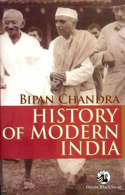 History Of Modern India by Bipan Chandra