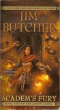 Academ's Fury (Codex Alera, #2) by Jim Butcher
