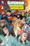 Superman / Wonder Woman #1 (The New 52)