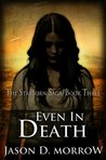 Even in Death (The Starborn Uprising, #3)