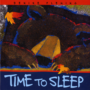 Time to Sleep by Denise Fleming