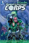 Green Lantern Corps, Vol. 3: Willpower