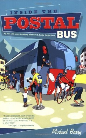 Inside the Postal Bus by Michael Barry