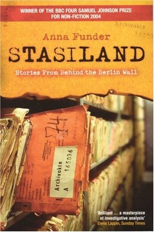 Stasiland by Anna Funder