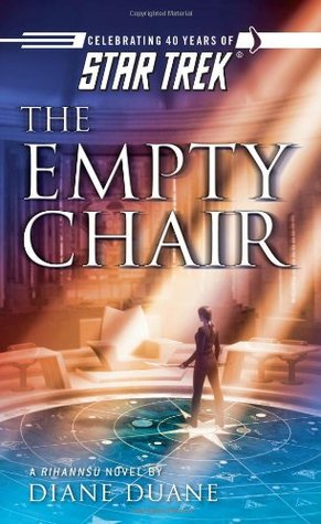 The Empty Chair by Diane Duane