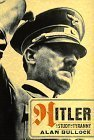 Hitler by Alan Bullock