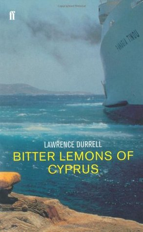 Bitter Lemons of Cyprus by Lawrence Durrell