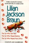 The Cat Who... Omnibus 02 (Books 4-6): The Cat Who Saw Red / The Cat Who Played Brahms / The Cat Who Played Post Office