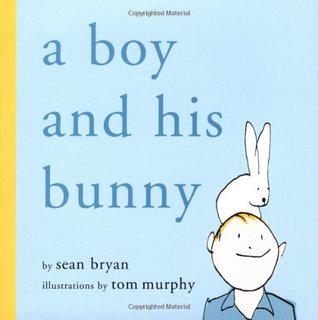A Boy and His Bunny by Sean Bryan