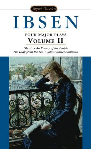 Four Major Plays 2 by Henrik Ibsen