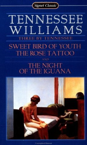 a literary analysis of night of the iguana by tennessee williams An extension school alumna explores tennessee williams' plays and  williams my introduction to tennessee williams  from the night of the iguana.