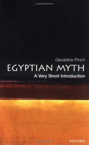 Egyptian Myth by Geraldine Pinch
