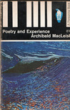 Poetry and Experience (Peregrine Books)