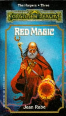 Red Magic by Jean Rabe