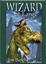 Wizard at Large by Jim Butcher