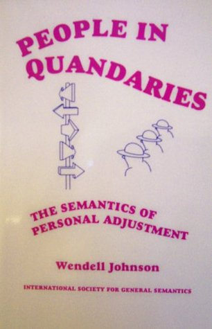People in Quandaries: The Semantics of Personal Adjustment