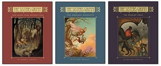 Sisters Grimm Books 1, 2, and 3 Three-Pack (The Sisters Grimm, #1-3)