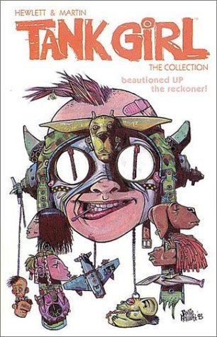 Tank Girl The Collection by Alan C. Martin
