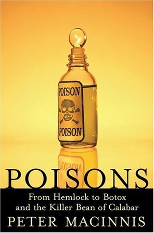 Poisons: From Hemlock to Botox to the Killer Bean of Calabar