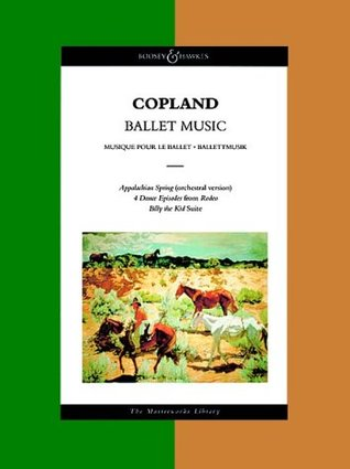 Copland - Ballet Suites: The Masterworks Library