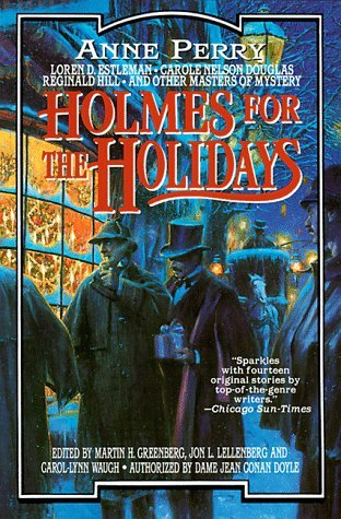 Holmes for the Holidays by Martin H. Greenberg