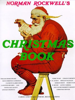 Christmas Book by Norman Rockwell