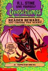 Trapped in Bat Wing Hall (Give Yourself Goosebumps, #3)