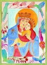 Through the Wild Heart of Mary; Teachings of the 20 Mysteries of the Rosary and the Herbs and Foods Associated with Them