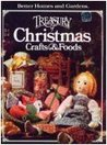 Treasury of Christmas Crafts & Foods (Better Homes and Gardens)
