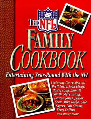 The NFL Family Cookbook by Jim Natal